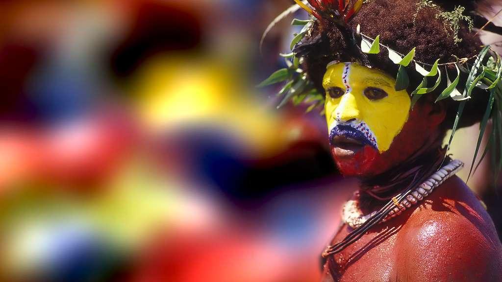 Les Huli de Papouasie-Nouvelle-Guinée et leurs coutumes ancestrales