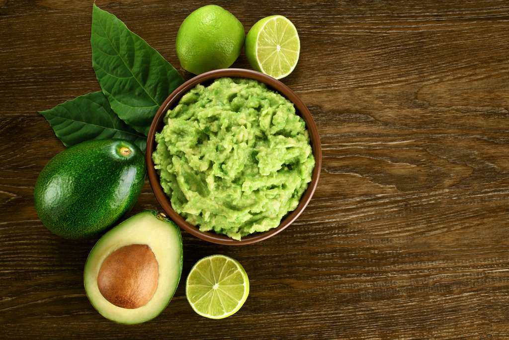 Le guacamole provient de l'āhuacamolli des Aztèques. © vitals, Fotolia