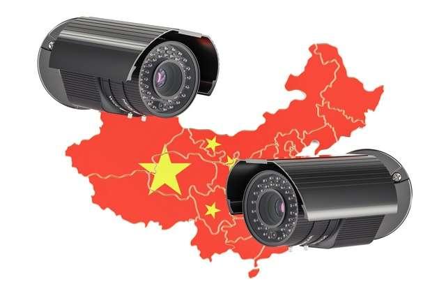 En Chine, les technologies de surveillance sont en train de se déployer à grande échelle. © Alexlmx, Fotolia