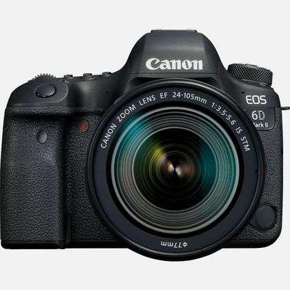 Le Canon EOS 6D Mark II et son objectif EF 24-105 mm f/3.5-5.6 IS STM seront des cibles de choix pour les photographes expérimentés. © Canon