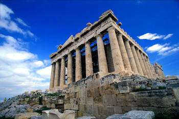 Le Parthénon - Grèce. © Tormod domaine public