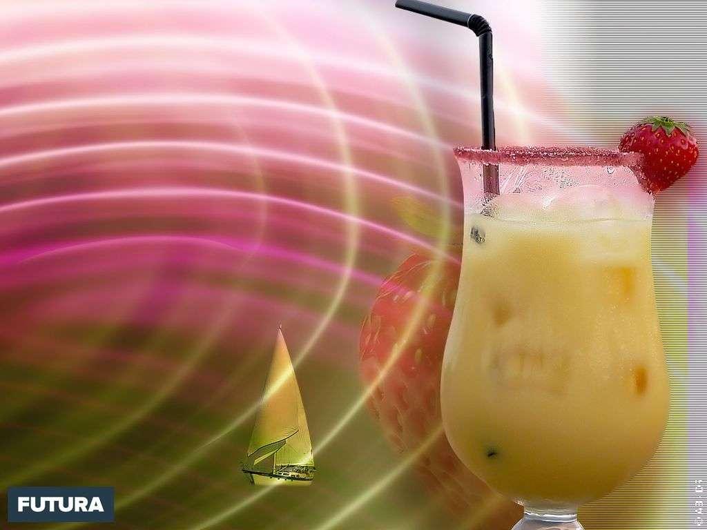 Cocktail fraîcheur d'été