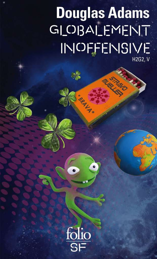 Douglas Adams - H2G2 Tome 5 : Globalement inoffensive