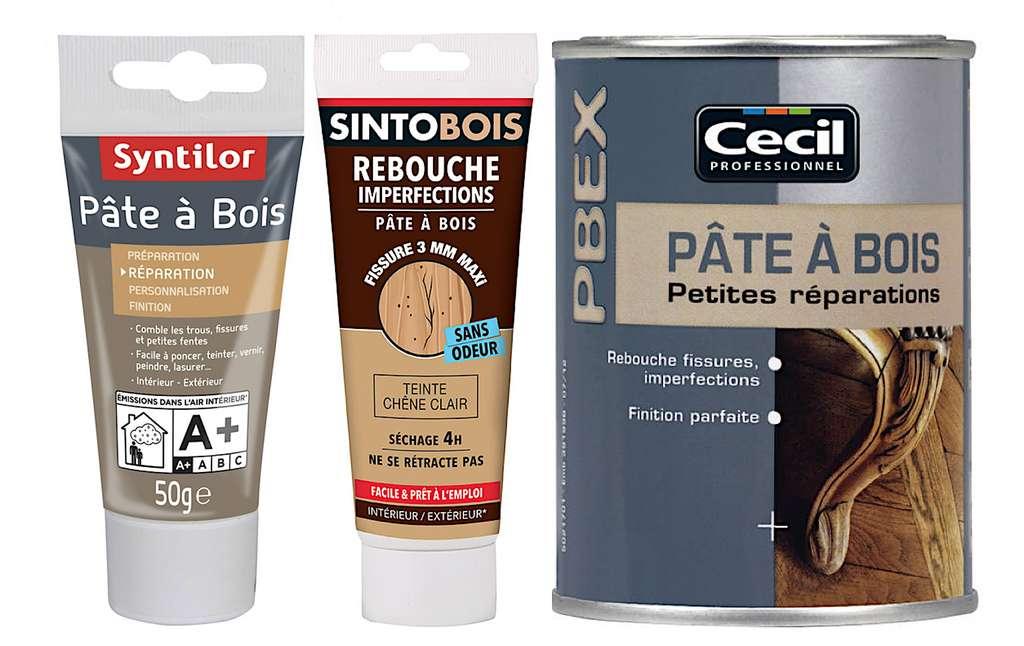 Plus la pâte à bois sèche rapidement, plus son temps d'utilisation (l'ouvrabilité) est court. © Cecil, Sintobois, Syntilor
