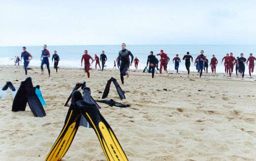 Intervention des sauveteurs en mer. © SNSM, Flavie, Evrard