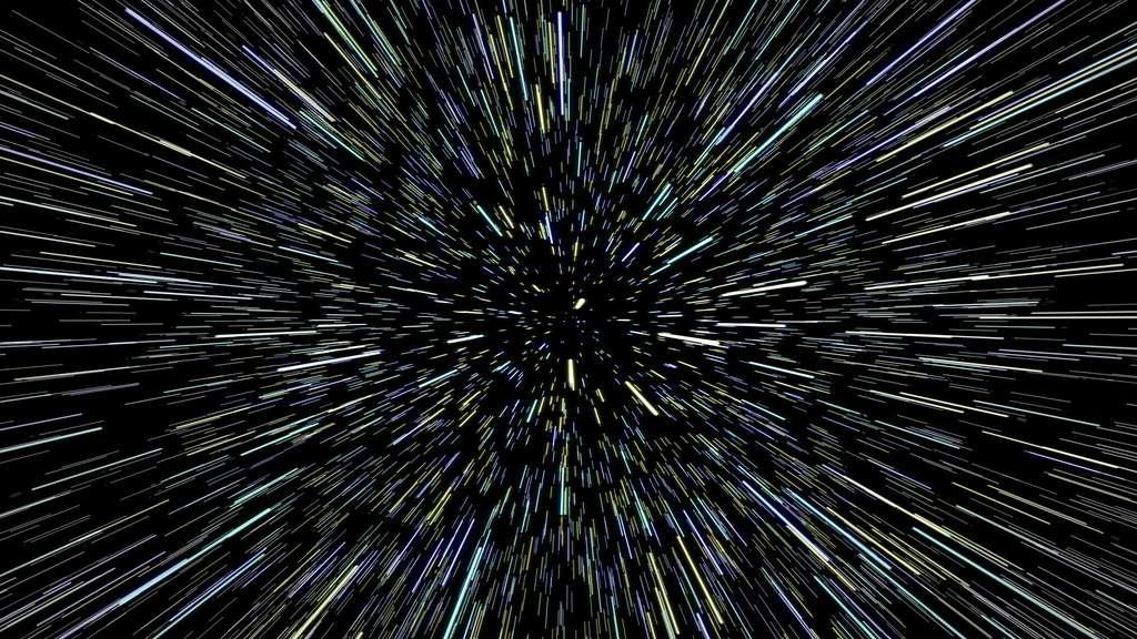 Le dispositif de projection d'images en 3D imaginé par les chercheurs américains rappelle celui qui apparaît dans Star Wars. © elipsefx, Fotolia