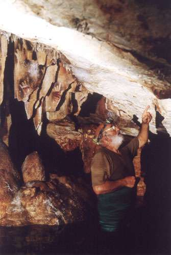 Grotte Cosquer © Jean Courtin