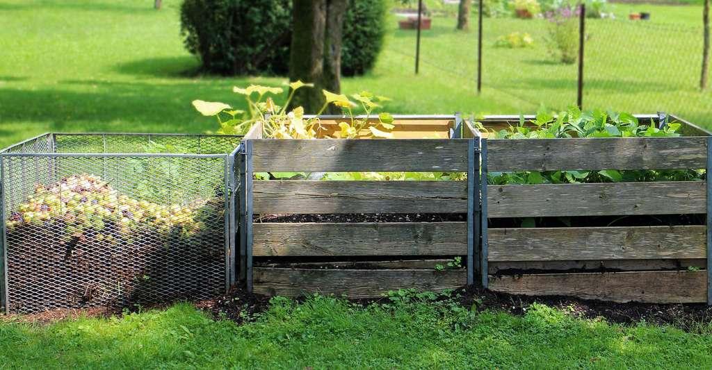 Savoir préparer son compost. © Antranias, Pixabay, DP