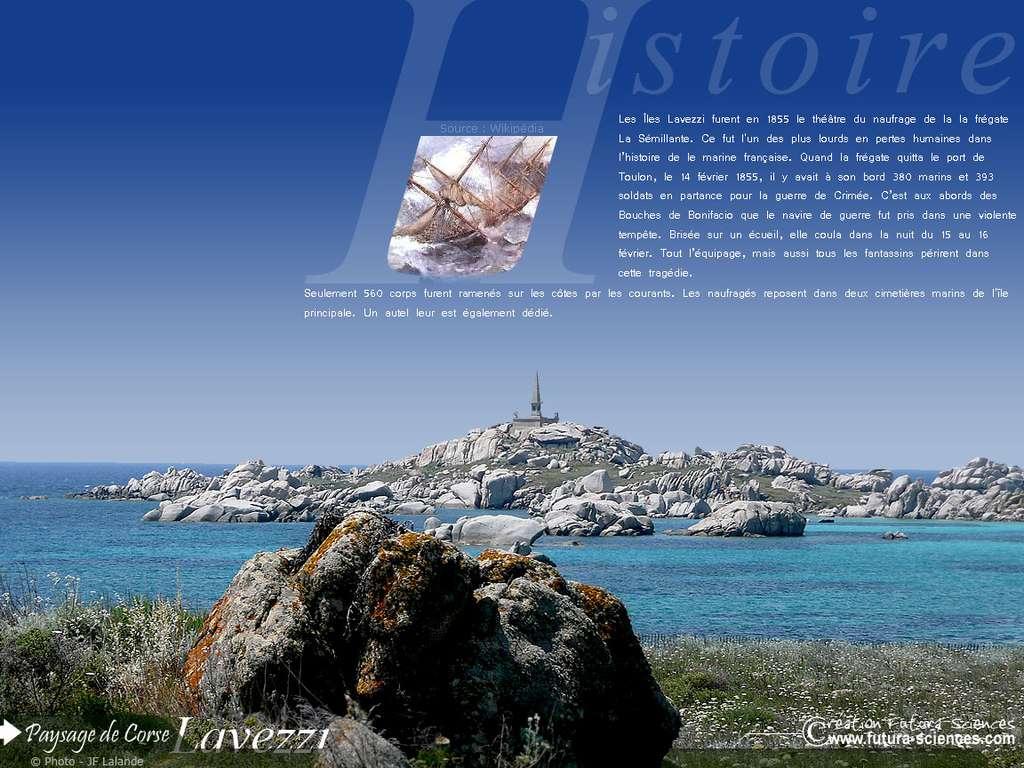 Corse, Iles Lavezzi