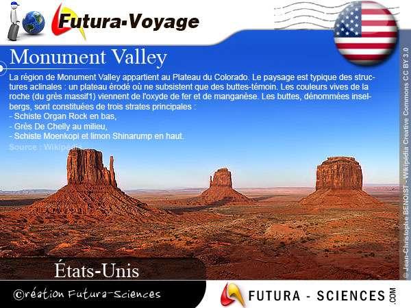 Monument Valley Plateau du Colorado