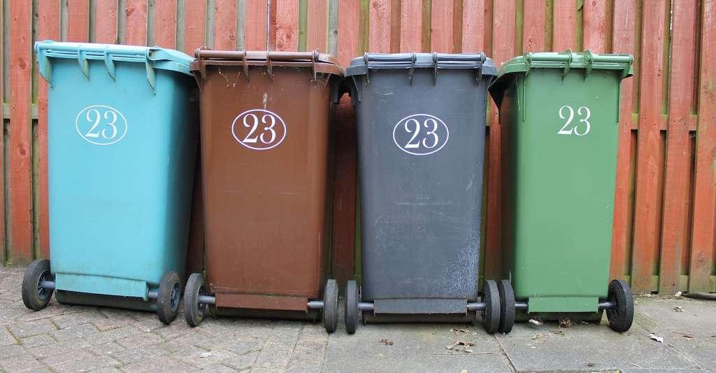 Pour recycler les matériaux composites et éviter leur enfouissement, c'est toute une filière qui doit s'organiser, de la collecte à la valorisation ou à la réutilisation en passant par le traitement. © bluebudgie, Pixabay License