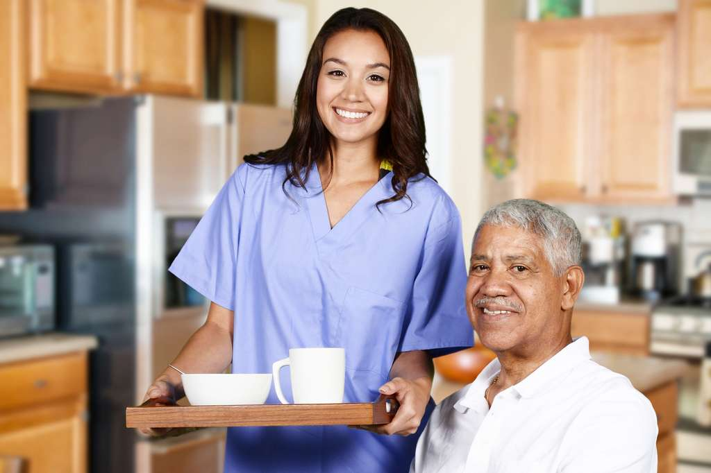 Le grand âge, métier de la santé d'avenir. © Rob, Fotolia
