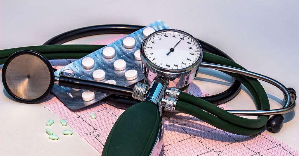 Qu'est-ce que l'hypertension ? © Myriams photos, Pixabay, DP