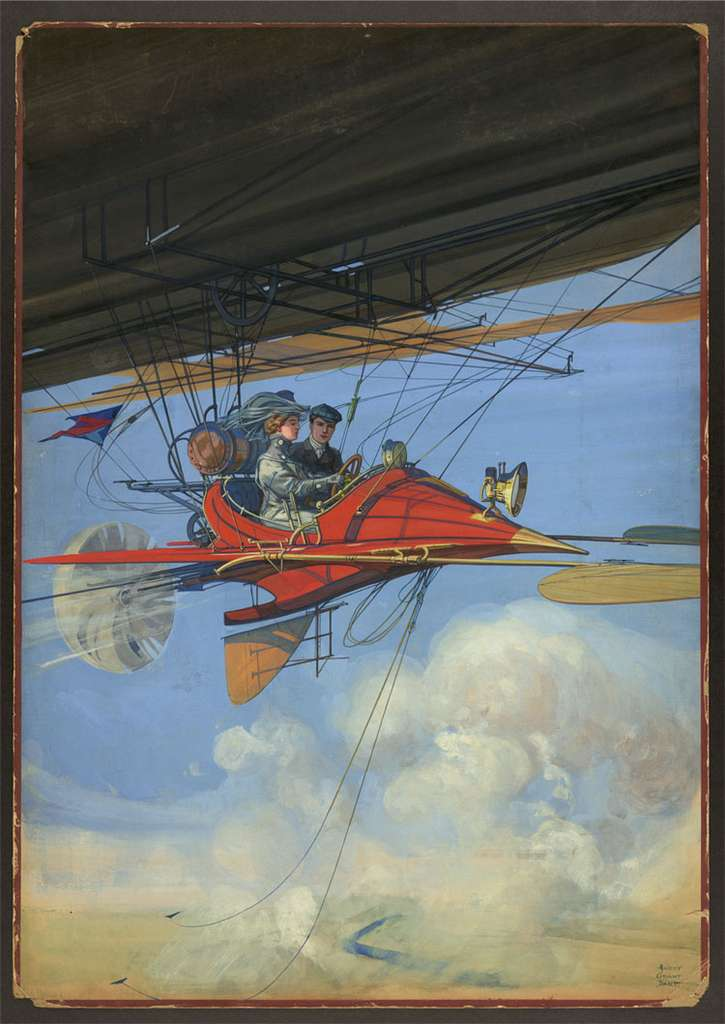 Les femmes pilotes d'avions : impensable à l'époque