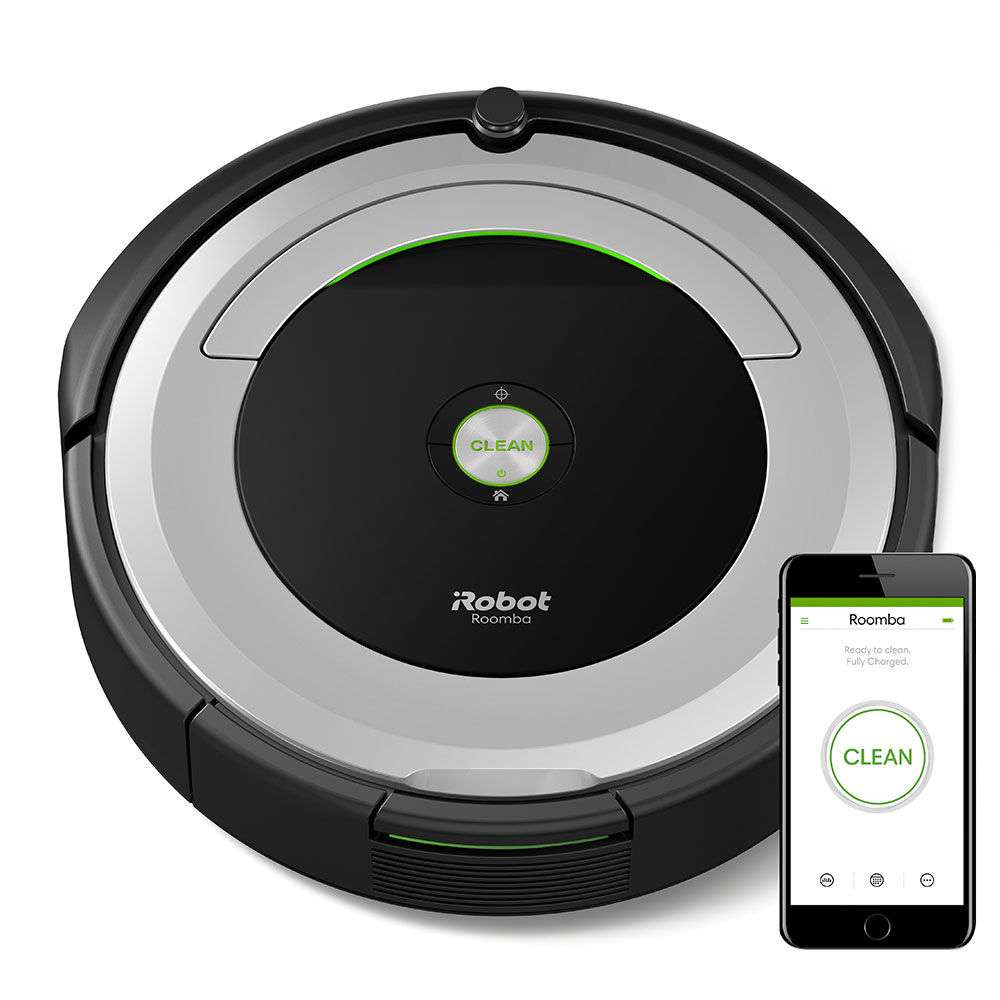 C'est un Roomba comme celui-ci qui s'est activé seul et a obligé la police à intervenir. © iRobot