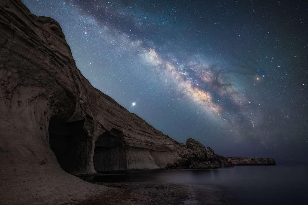 « Une nuit dans les grottes ». © Sam Sciluna