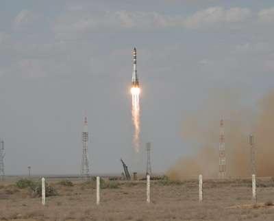 Lancement de la mission Photon-M2 (crédit : ESA)