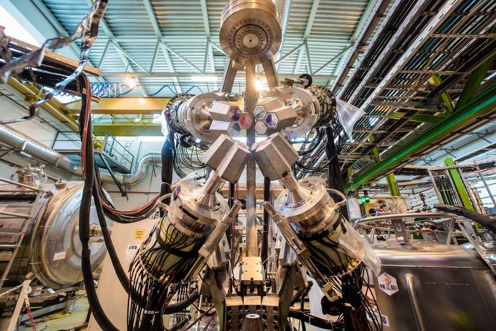 Le développement de la technologie nécessaire au piégeage et au transport d'antimatière devrait encore prendre près de quatre ans. Les premières mesures sont prévues au Cern pour 2022. © Cern