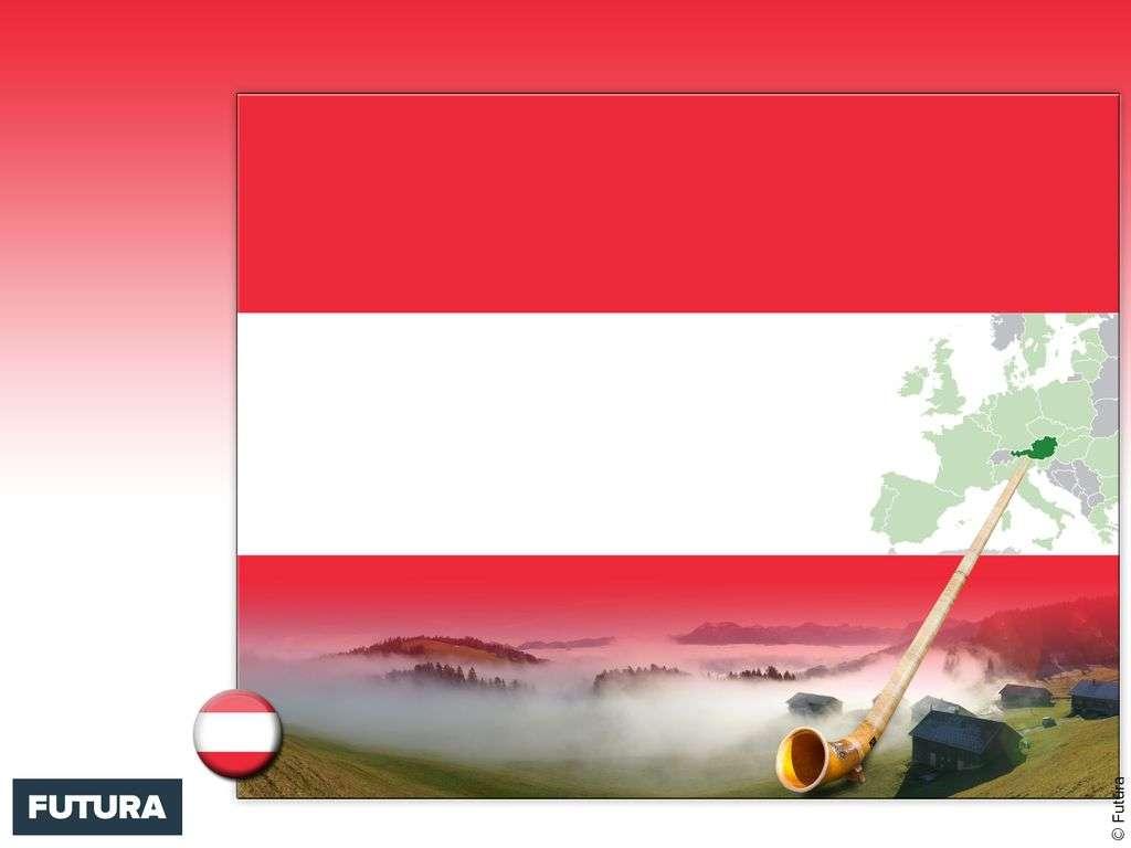 Drapeau : Autriche