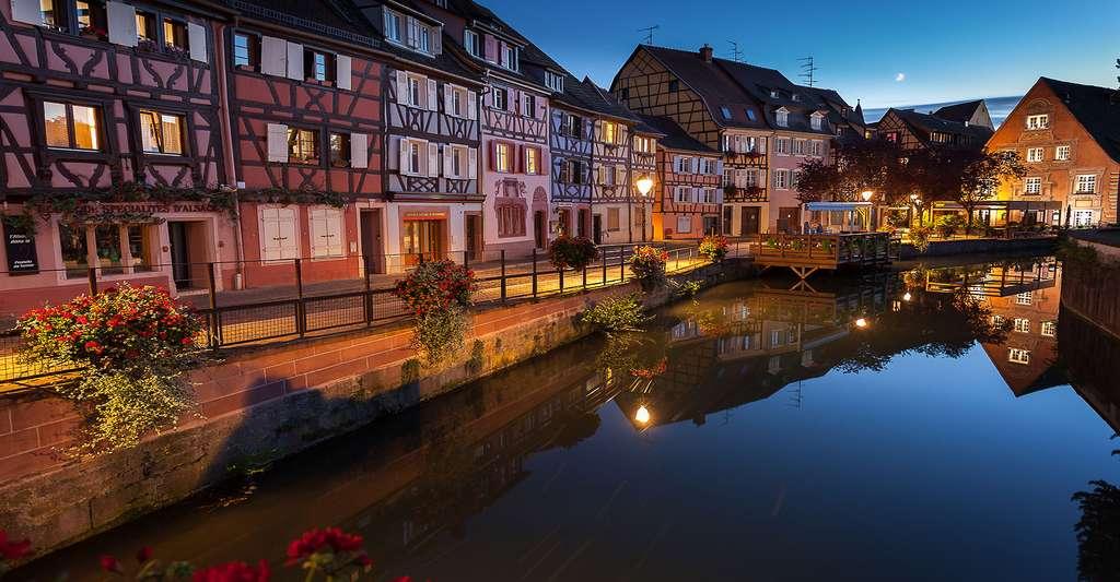 La Petite Venise Colmar Alsace. © Svein-Magne Tunli, Wikimedia commons, CC by-sa 4.0