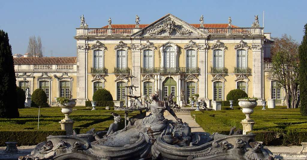 Palais National de Queluz. © Husond, Wikimedia commons, CC by-sa 3.0