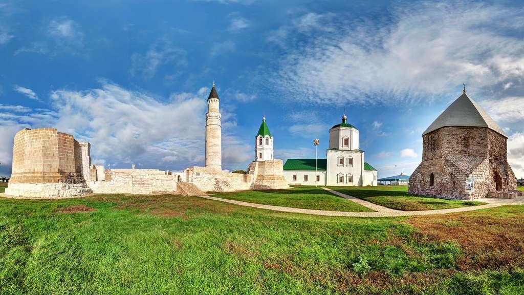 Bolgar, les vestiges visibles d'une ville à la longue histoire