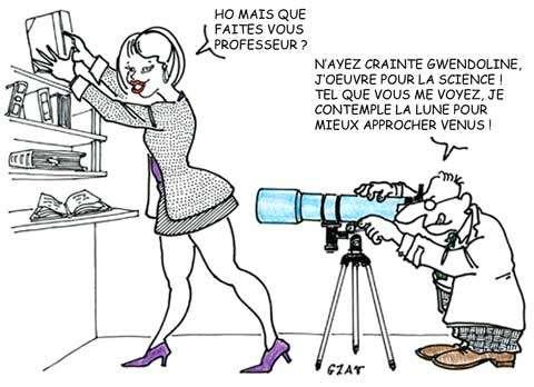 © Gzav - Gueules d'Humour pour Futura-Sciences