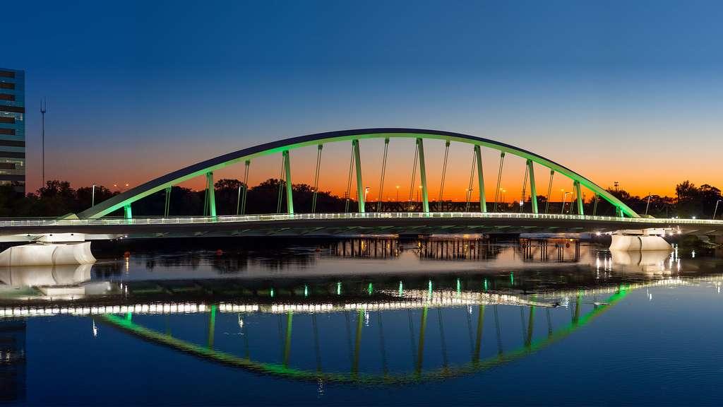 Le Main Street Bridge de Columbus