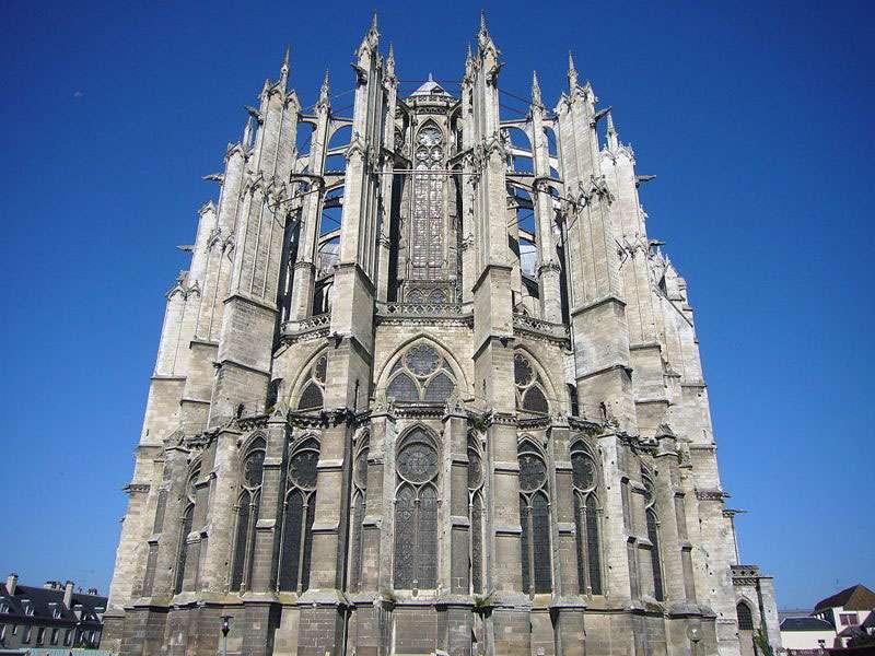 La cathédrale de Beauvais. © Pepijntje Domaine public