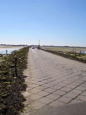 Passage du Gois © Pinpin Wikipedia