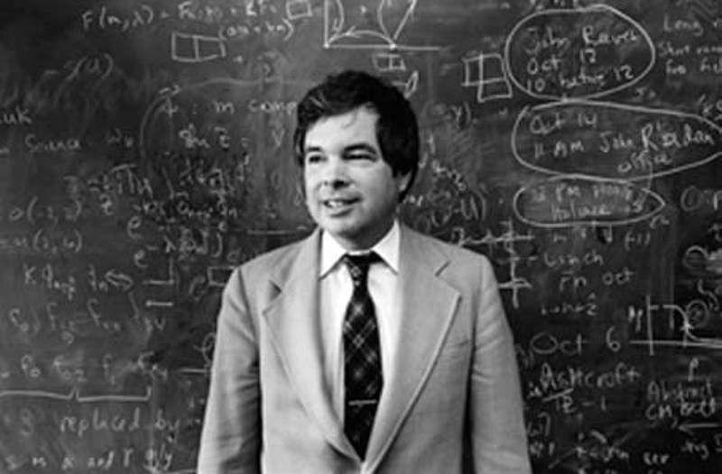 Kenneth G. Wilson est un grand nom de la physique théorique. Ses travaux ont bouleversé la théorie quantique des champs, la mécanique statistique et ont des implications aussi bien avec la théorie des supercordes que dans la théorie de la dynamique des polymères. © Cornell University