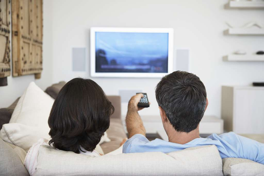 Vérifiez le câblage de la TV. © moodboard, Adobe Stock