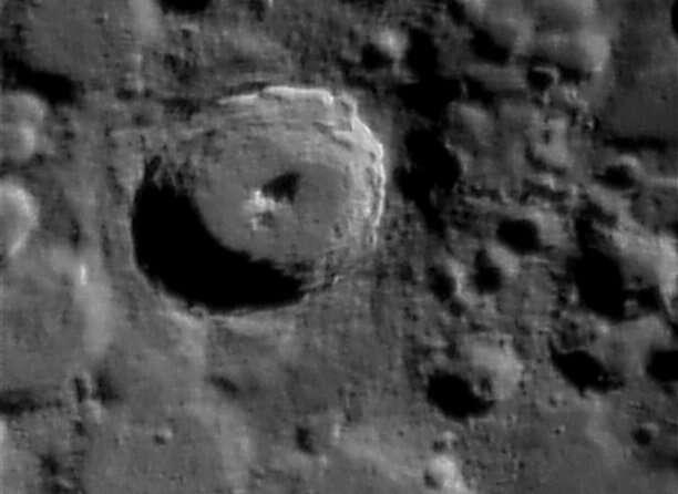 La Lune - Tycho