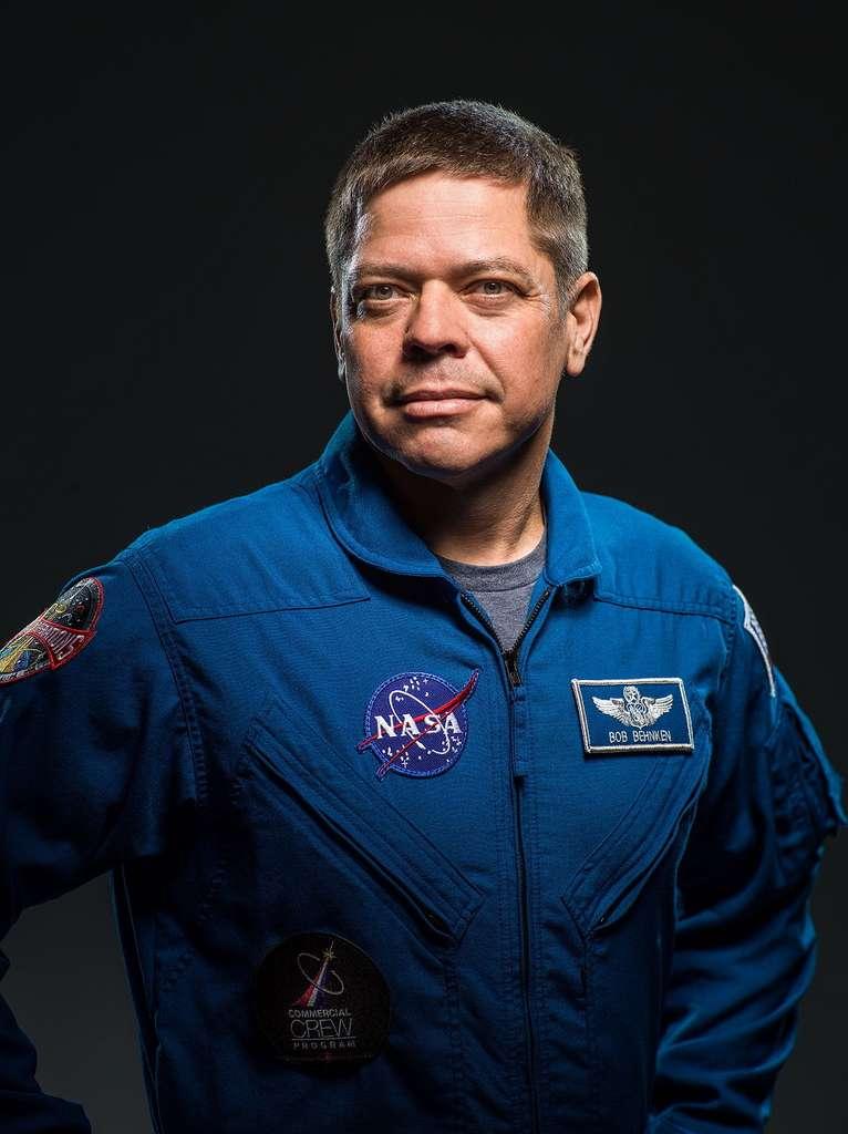 Robert Behnken sera l'un des astronautes à bord du Crew Dragon qui décollera ce 27 mai du Centre spatial Kennedy (États-Unis). © Nasa