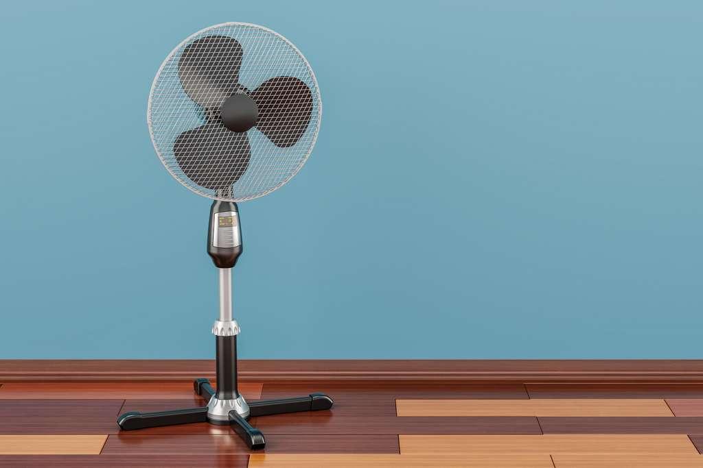 Pour une ventilation puissante et ciblée. © alexlmx, Adobe Stock