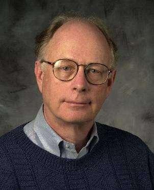 James Hartle. Crédit : University of California, Santa Barbara