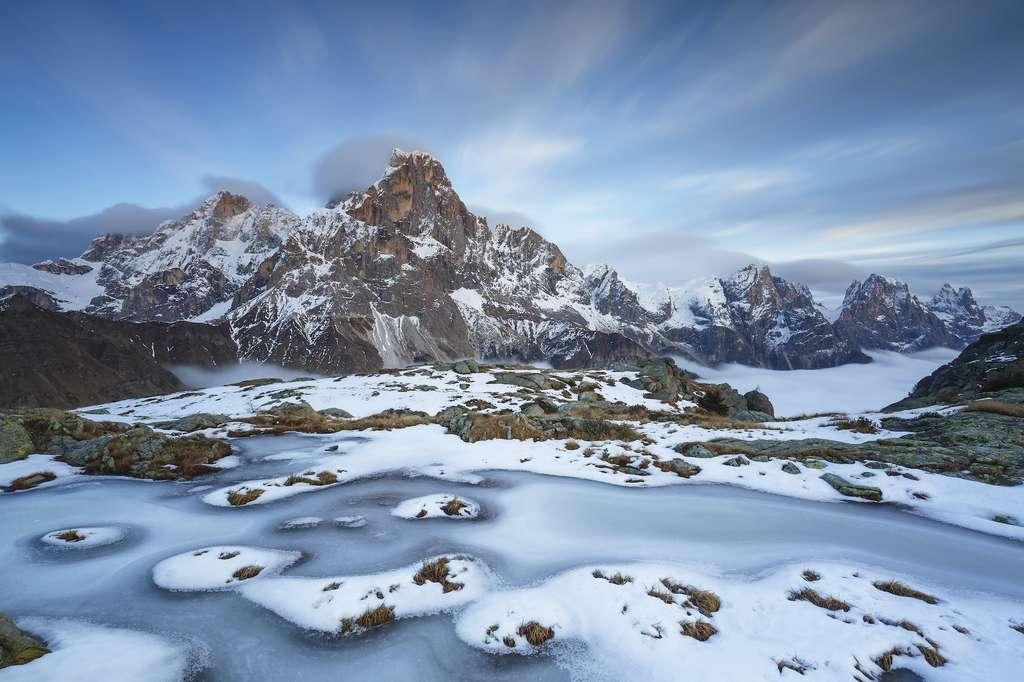 Mont Cavallazza, parc naturel Paneveggio, Pale di San Martino, Italie. © Alessandro Gruzza, World Nature Photography Awards