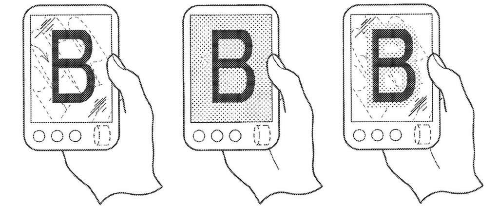 En superposant deux écrans, Sony parviendrait à obtenir trois types différents d'affichages. Une transparence totale, un affichage sans transparence et un mode intermédiaire. © Sony