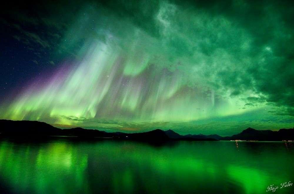 Un superbe spectacle céleste pour tester un nouvel appareil photo ! © Hugo Lohre
