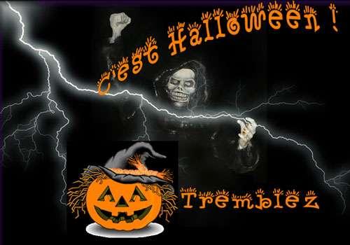 Tremblez...c'est Halloween