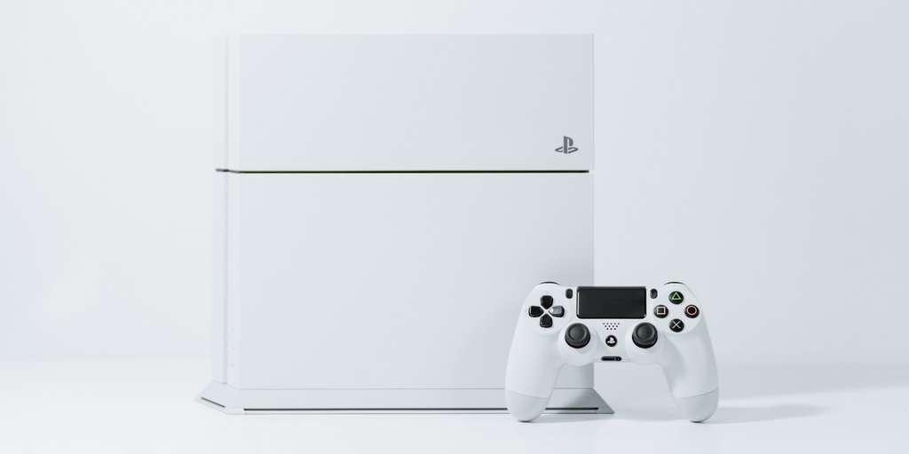 La PS4 Slim, digne remplaçante de la PS4 dite « classique ». © Unsplash