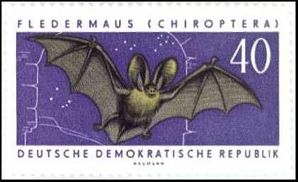 Timbre de DDR.