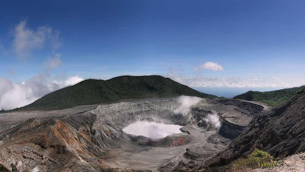 Cratère Poàs - Costa Rica