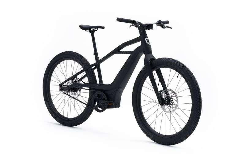 Le Mosh/Cty offre entre entre 56 et 168 km d'autonomie. © Serial 1 Cycle