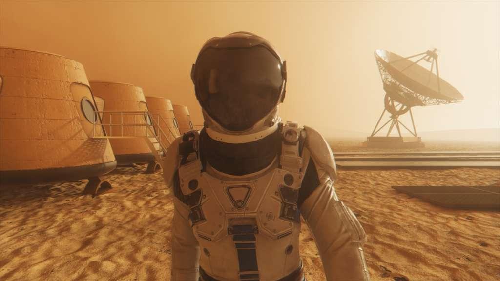 Ce défi invraisemblable, dans lequel Varda Space et SpaceX s'associent dans une sorte de « covoiturage spatial », a pour objectif de produire des matériaux en utilisant la faible gravité. © flashmovie, Adobe Stock