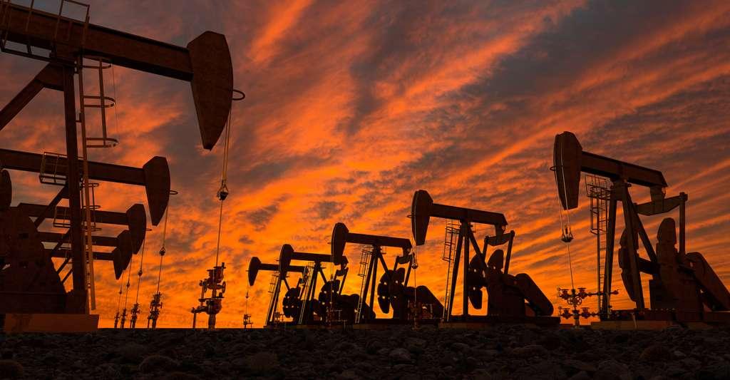 Selon le rapport du programme des Nations unies pour l'environnement (UNEP) la production d'énergie fossile d'ici 2030 pourrait être de 40 à 50 % trop élevée pour être compatible avec une limitation du réchauffement climatique à 2 °C. © Jose Luis Stephens, Adobe Stock