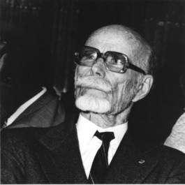 Pierre Auger, un grand physicien français (1899-1993), spécialiste des rayons cosmiques.