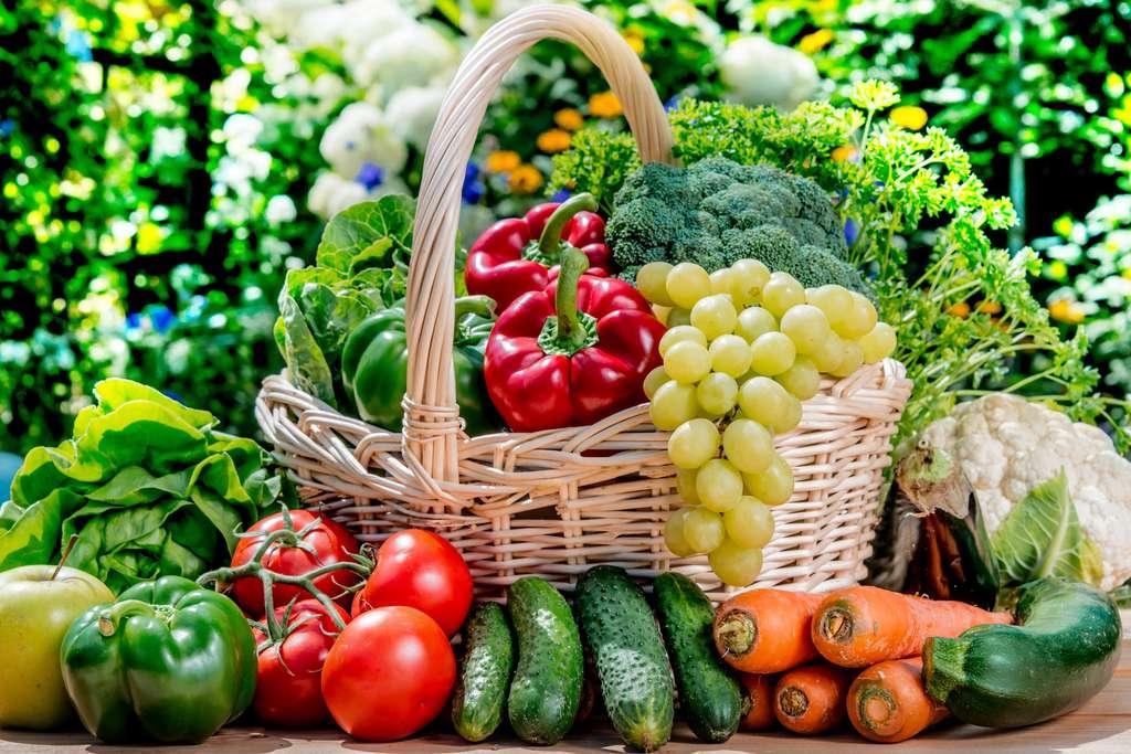 Pour réduire votre pression artérielle, mangez des fruits, des légumes et limitez le sel ! © monticellllo, Fotolia