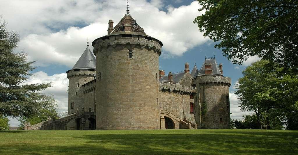 Le château de Combourg. © Calips, CC by-sa 3.0