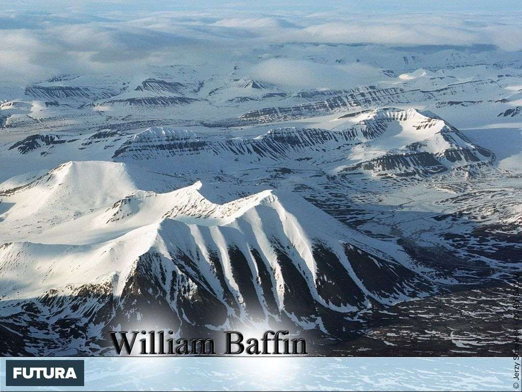 William Baffin (Terre et Mer de Baffin)